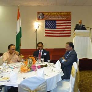 GIBC hosts economist Dr. Subramanian Swamy