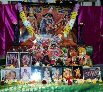 Shri Gaura Purnima Celebration