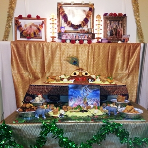 Gaudiya Vaishnava Association's Fall-Winter Festivals