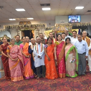 Hindu Temple of Atlanta's Navodaya precedes a 25th anniversary