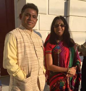 Hindi Kavya Sandhya at Consulate of India in Atlanta: an evening that brewed words into poetry