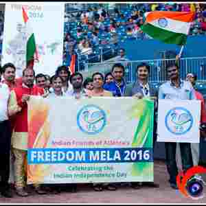 Second Freedom Mela by IFA attracts thousands