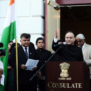 Gwinnett County joins in honoring India's Independence Day