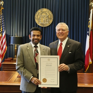 Governor Deal declares March as Colorectal Cancer Awareness Month