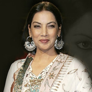 An Interview with Shabana Azmi
