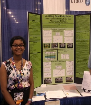 high school science fair projects biology