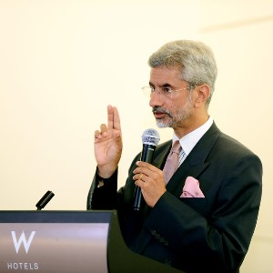 Atlanta welcomes Ambassador Jaishankar
