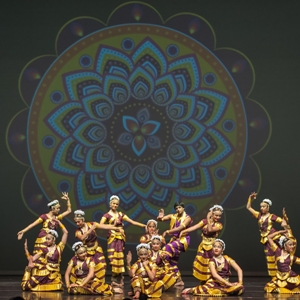Colors galore mark Kruti Dance Academy's Navrang recital