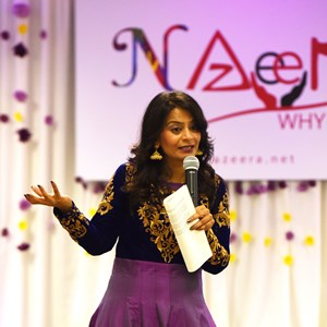Nazeera's Why Not? garnering momentum and lighting up issues