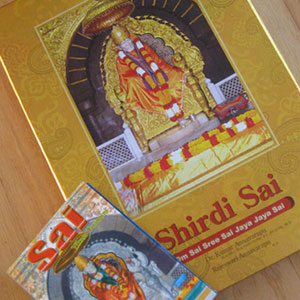 Kumar Annavarapu's prolific work for youth, Shirdi Sai Baba