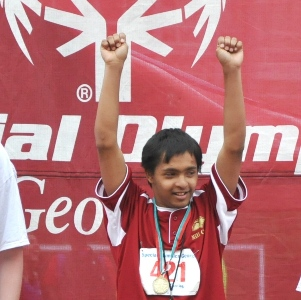 "Special Olympics Georgia: ""Bring out the Champion in Everyone."""