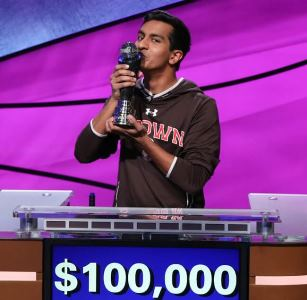 Dhruv Gaur Wins $100K in USA's Most Popular Quiz Show