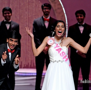 Anu Romesh crowned IACA Miss Georgia