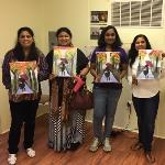 Paint It Gold helps pediatric cancer patients and families in India