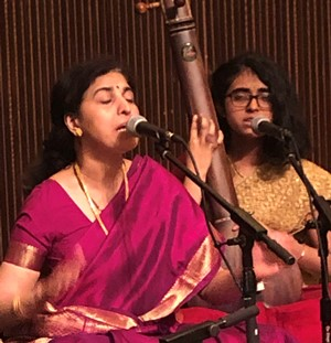 Emory welcomes former faculty member for Carnatic concert