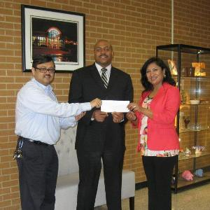 Berkmar High School & Pujari–a community-focused collaboration