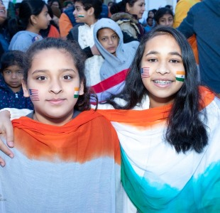 Consulate celebrates India's 71st Republic Day