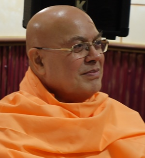 Swami Adhyatmananda describes an ethical leader