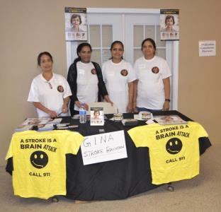 'Hearts to Nourish Hope' hosts SAI Health Fair