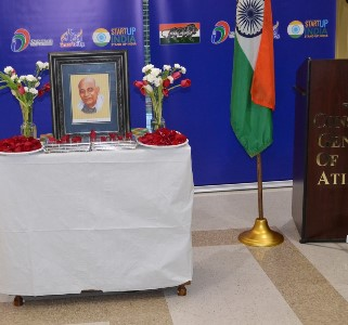 Consulate celebrates Rashtriya Ekta Divas (National Unity Day) on Sardar Patel's 143rd birth anniversary