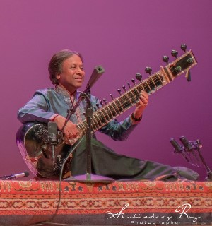 "KSU's ""Ragas under the Stars"" concert shines on Ustad Shahid Parvez Khan's birthday"