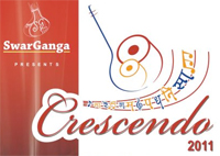 Crescendo 2011: Classical Indian Vocal Concert and Tabla solo
