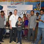 Record participation in TAMA Biannual Chess Tournament