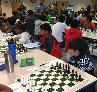 TAMA Chess Tournaments: a fun challenge for kids