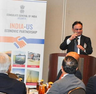 """US–India Economic Partnership "" Event"