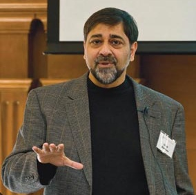 Death Threats Don't Deter Vivek Wadhwa