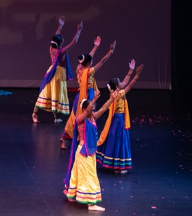 Geet-Rung's tenth annual recital with spectacular, educational 'TAAL!'