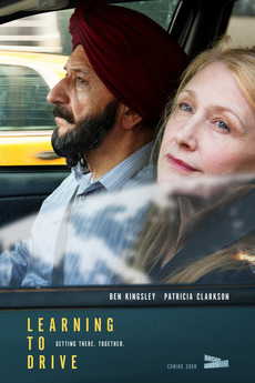 "Learning How to Live from Ben Kingsley's ""Learning to Drive"""
