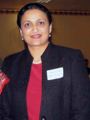 Veena Rao Included in 2010 Limca Book of Records