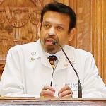 Dr. Indran Indrakrishnan honored by Georgia Senate