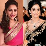 Madhuri Dixit steps into Sridevi's shoes