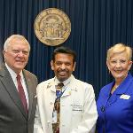 Dr. Indrakrishnan appointed to Georgia Board for Physician Workforce