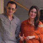 Swiss honeymoon for newlyweds Saif and Kareena