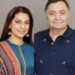 Rishi Kapoor, Juhi Chawla to reunite on screen after 10 years