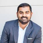 Amol Naik is Atlanta's Chief Resilience Officer
