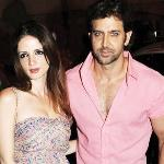 Hrithik, Suzanne are officially divorced