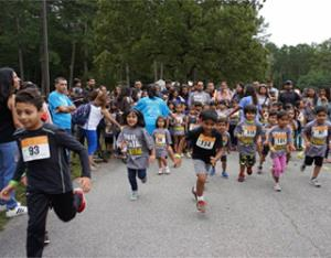 A record 12,000 attend Aga Khan Foundation's annual walk/run at Stone Mountain Park
