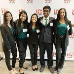 TYE High School in Global Competition