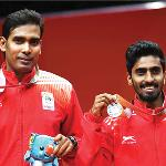 Good Sports: INDIAN MEN RANKED NO. 9 IN TABLE TENNIS