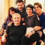 Ailing Rishi Kapoor has visitors in New York!