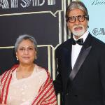 Amitabh, Jaya walk the red carpet in New York