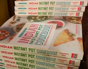 The Complete Indian Instant Pot Cookbook Dinner