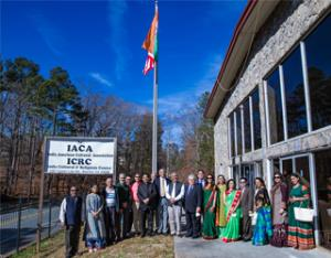 IACA kicks off its Golden Jubilee Celebrations on India's Republic Day