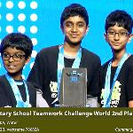 Team Vextreme a winner in World's Robotics Competition