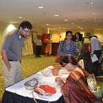 Group speed dating and social mixer for Hindus
