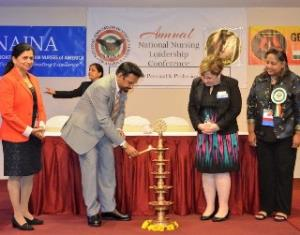Georgia Indian Nurses Association hosts NAINA's National Nurses Leadership Conference